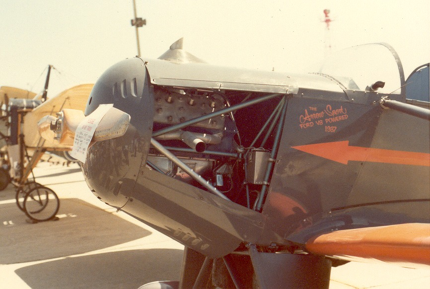 1937 Arrow Sport F N18018 Sn 31